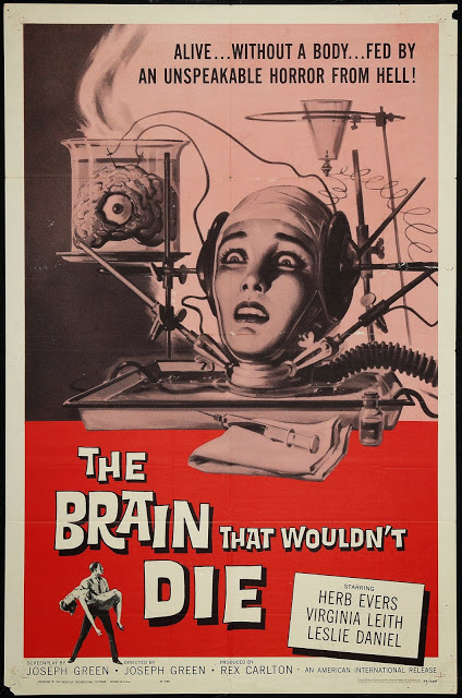 8 - The Brain that Wouldn't Die