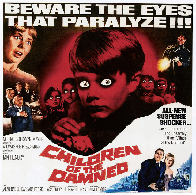 16 - Children of the Damned