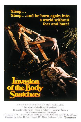 6 - Invasion of the Body Snatchers