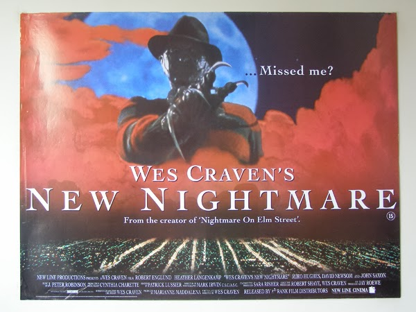 6 - Wes Craven's New Nightmare