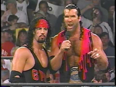 SEAN WALTMAN & SCOTT HALL (PART 2) - GRUDGE MATCH #3