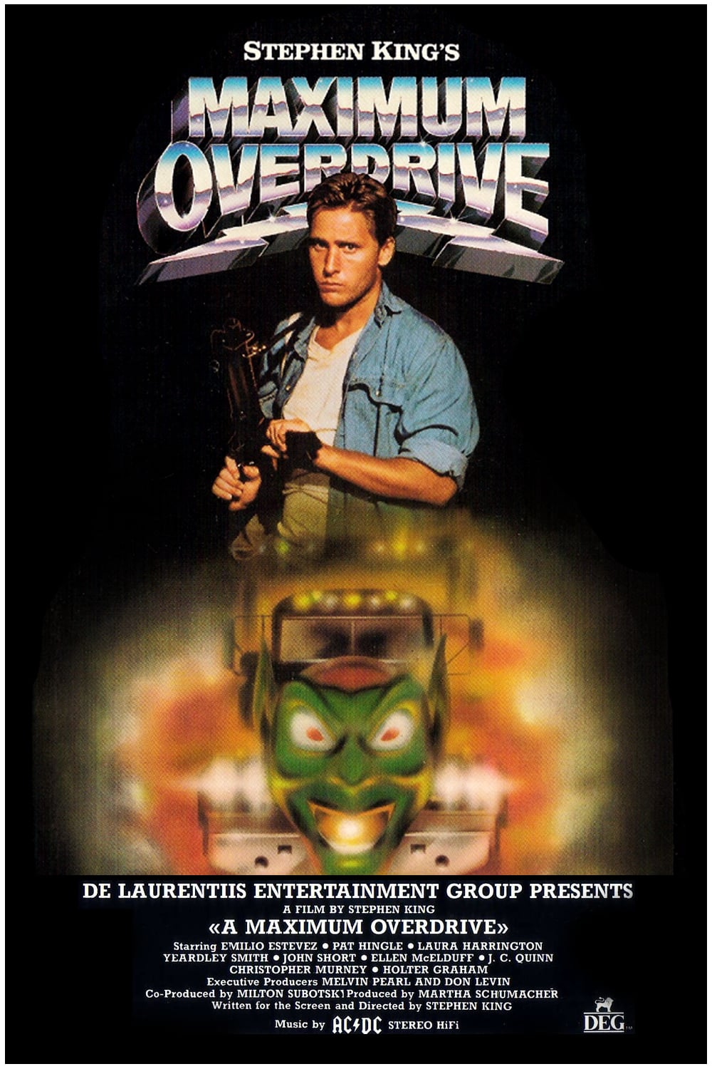 30 - Maximum Overdrive