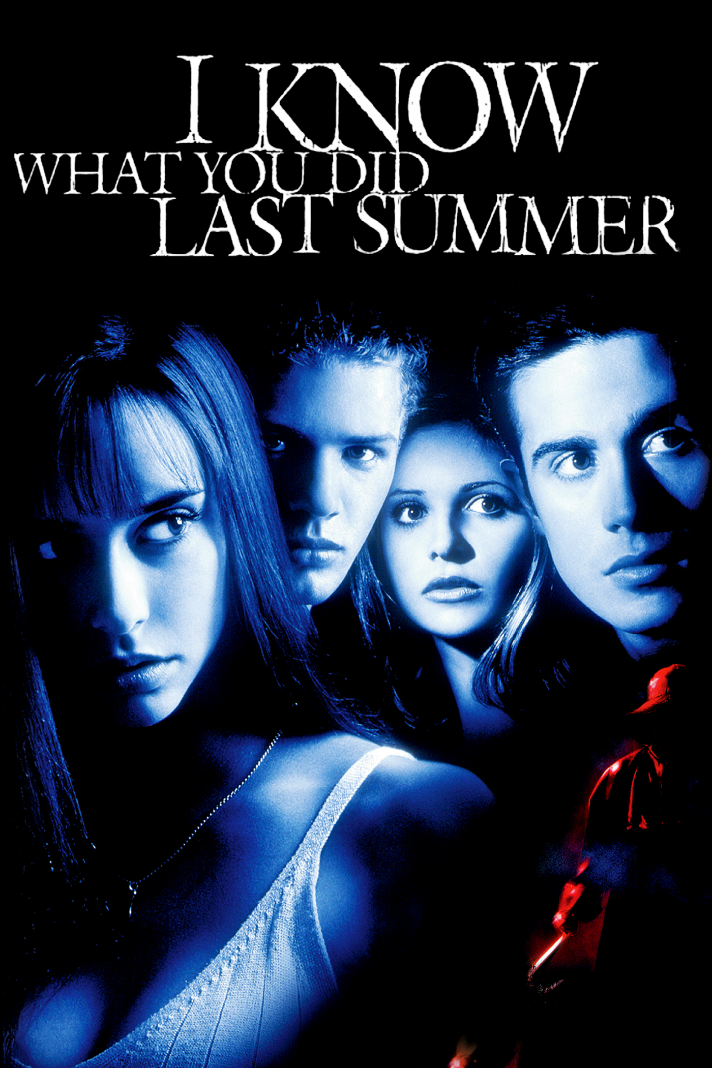 19 - I Know What You Did Last Summer