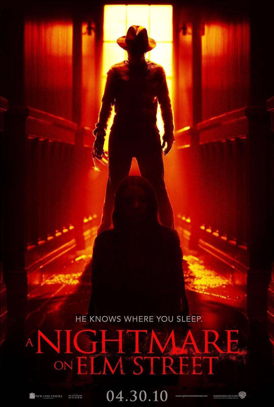 A NIGHTMARE ON ELM STREET (2010)65/100 -