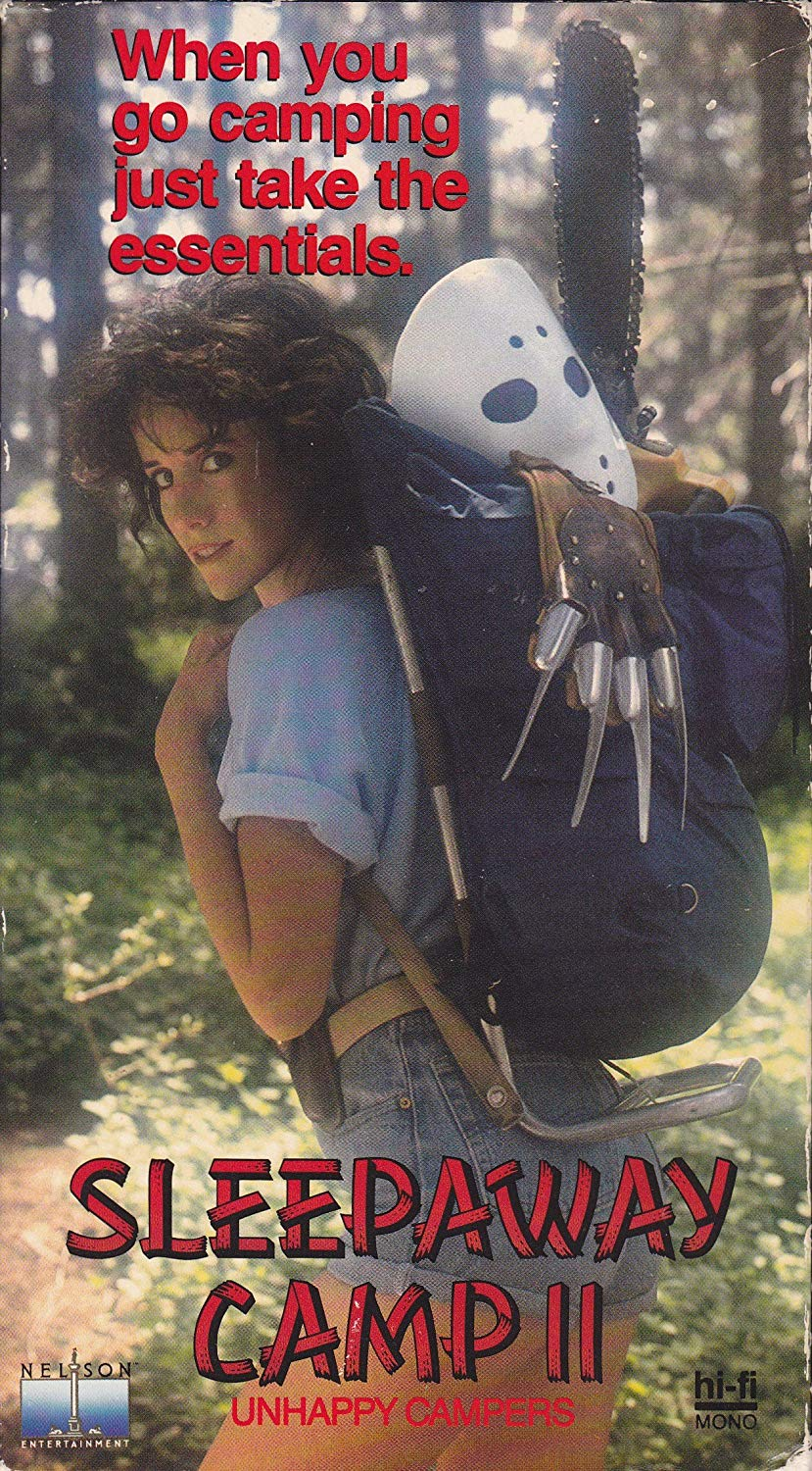 6 - Sleepaway Camp II: Unhappy Campers