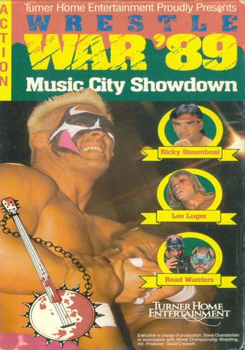 NWA/WCW WRESTLEWAR '89: MUSIC CITY SHOWDOWN - 74/100