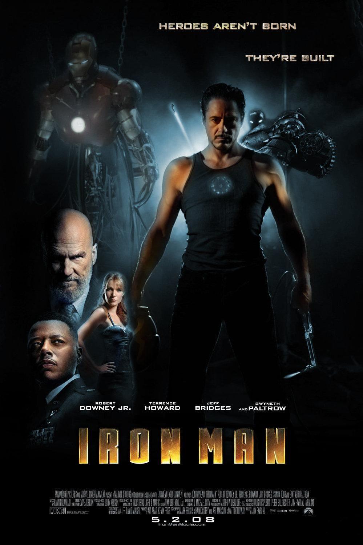 Iron Man 2008 Jon Favreau Rotten Pop