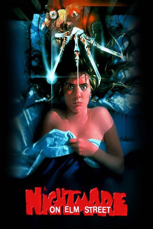 A Nightmare on Elm Street (1984) - There are incredible amounts of blood in this movie, accompanied by incredible amounts of Gore. I really am a huge fan, if you haven't noticed, of blood and gore. (91/100)