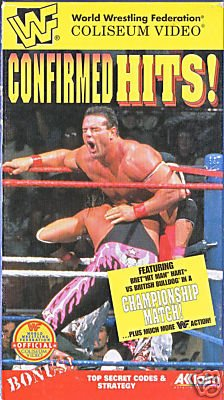 WWF CONFIRMED HITS! - VHS REVIEW