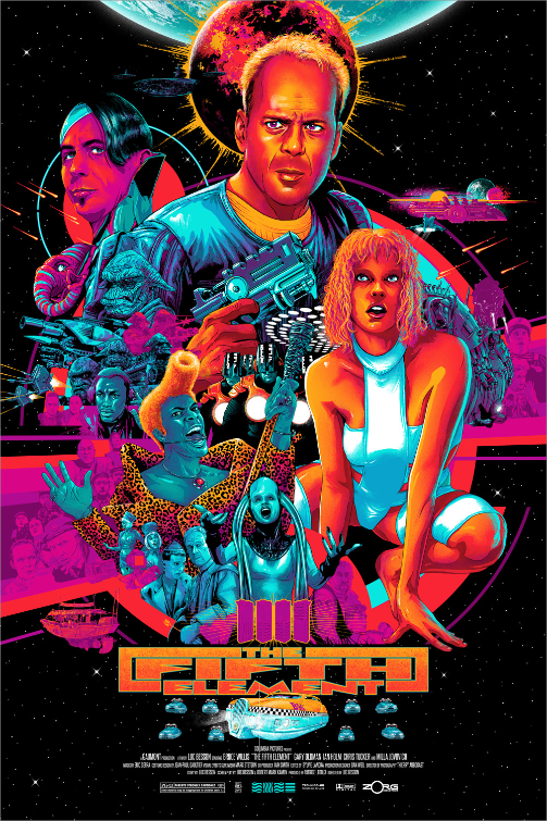 The Fifth Element 1997 Luc Besson Rotten Pop