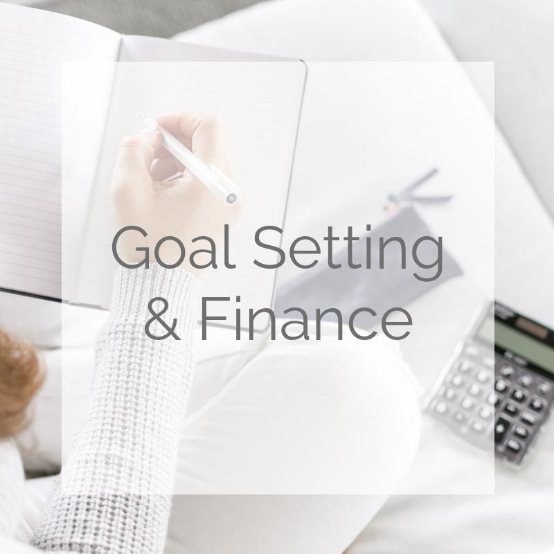 Goal Setting & Finance