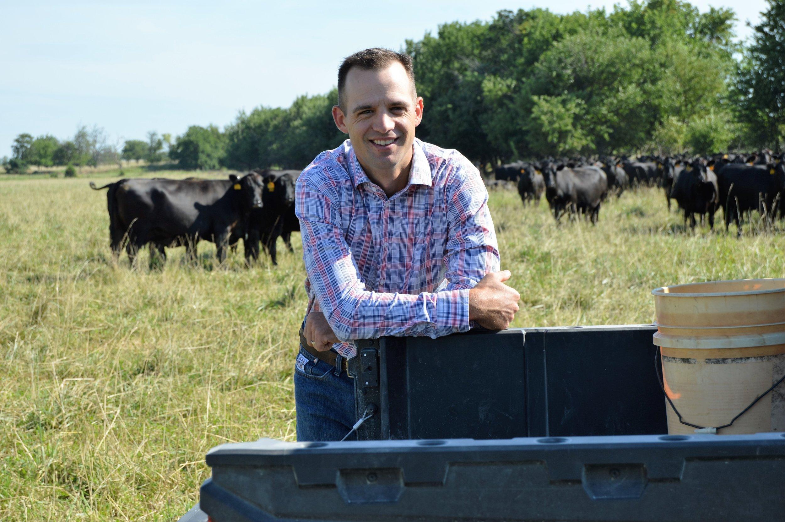Livestock Expert Witness - Brandon Ogden