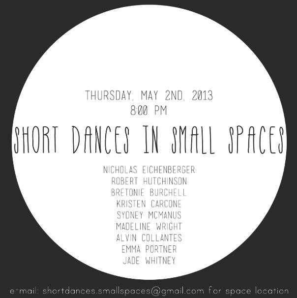 May 2013 - Dancemakers