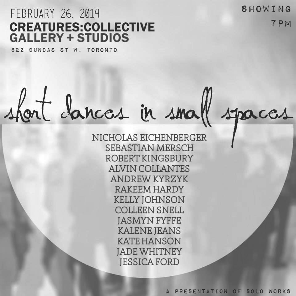 Feb 2014 - Creatures Gallery