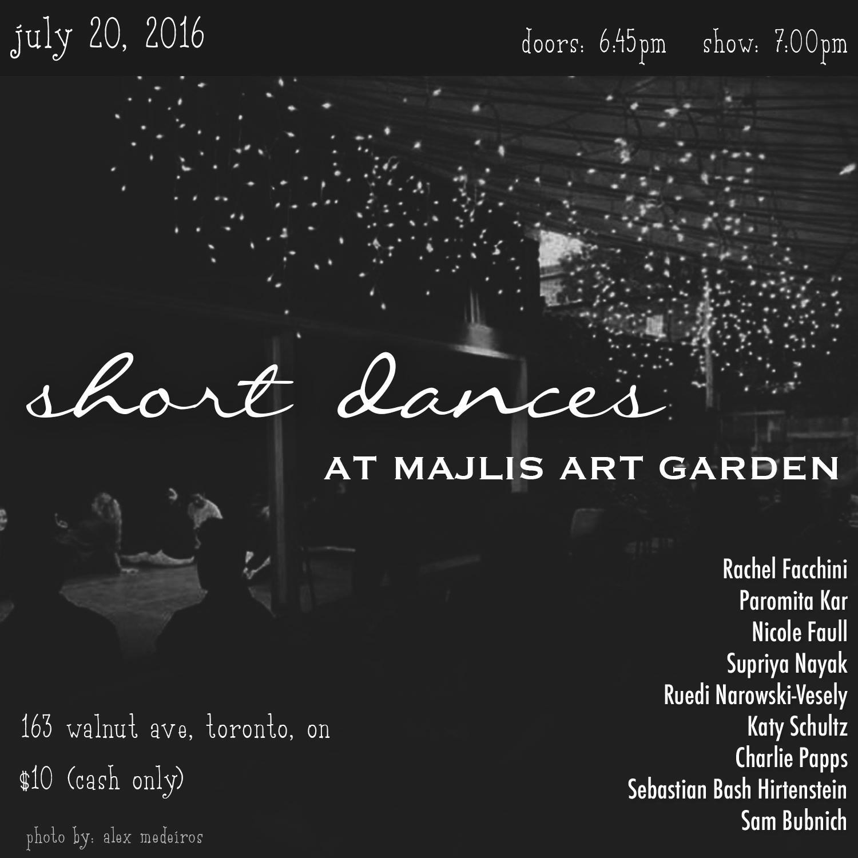 July 2016 - Majlis Art Garden