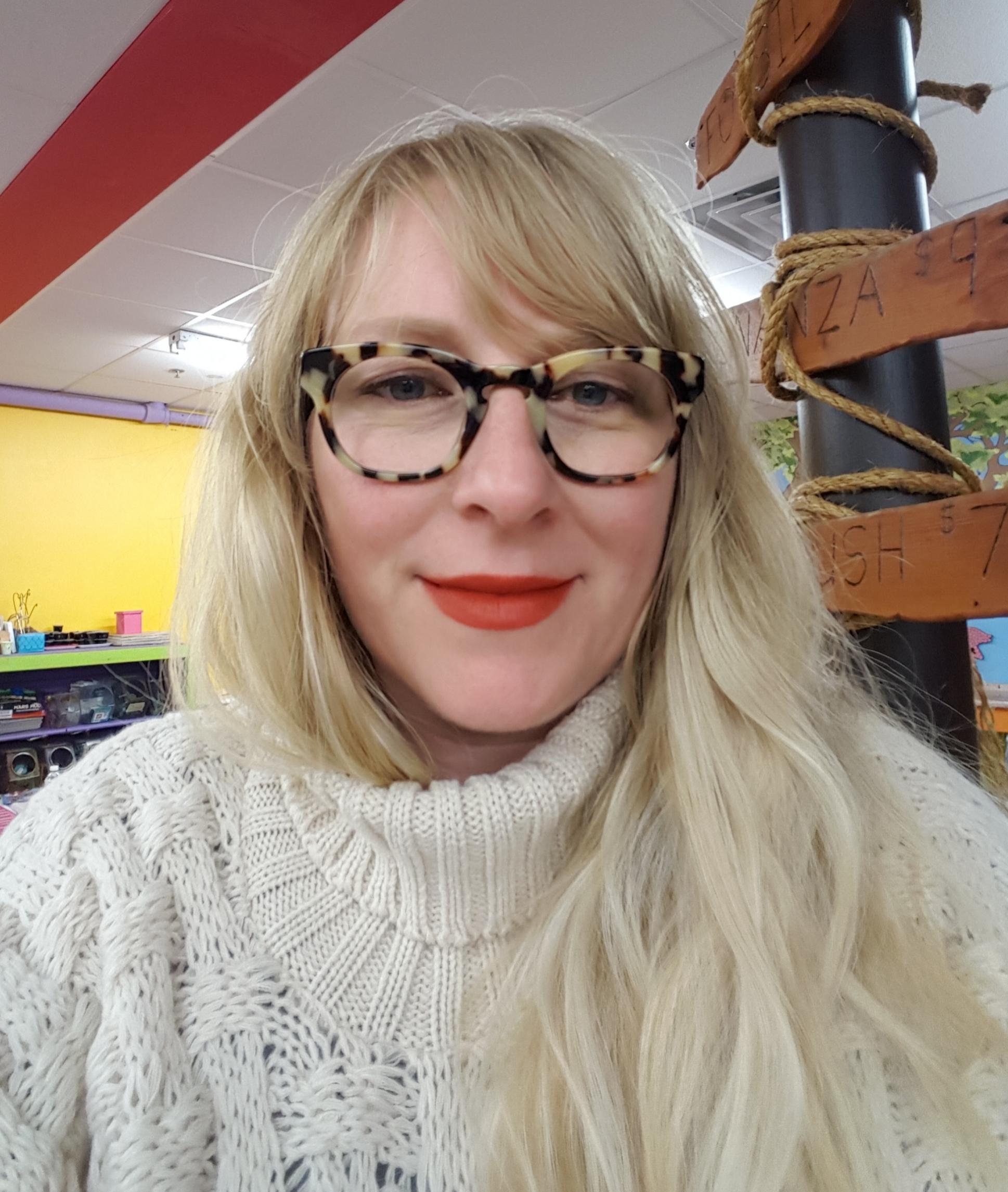 Amber Tabone - Principal Designer