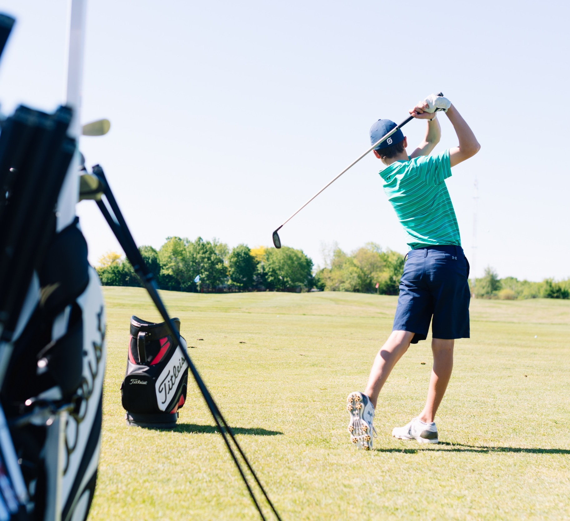 Private & Semi Private Lessons - These lessons are perfect for golfers that want a personalized approach to improving their golf game.