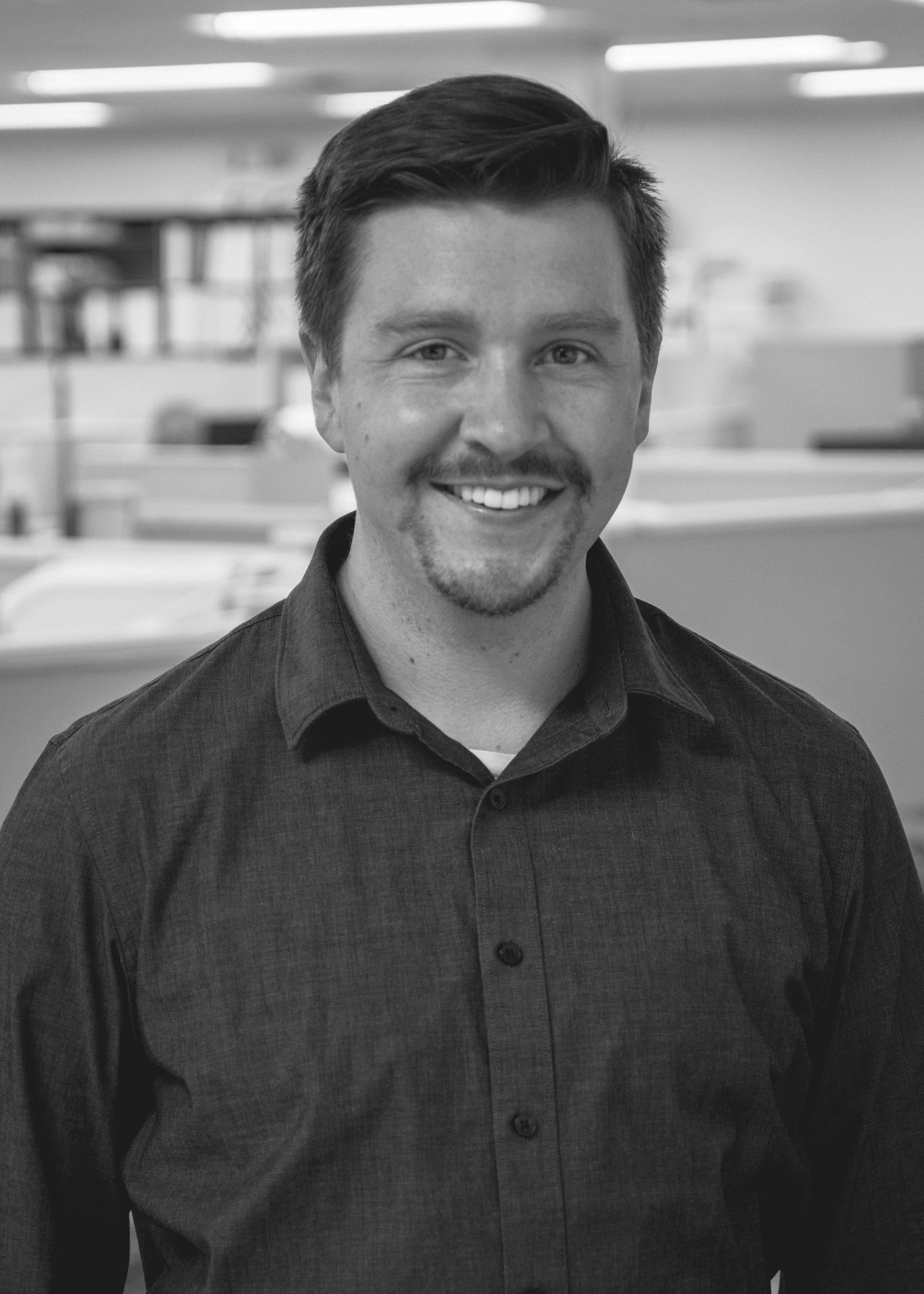 Daniel Theobald, Land Use Planner ll