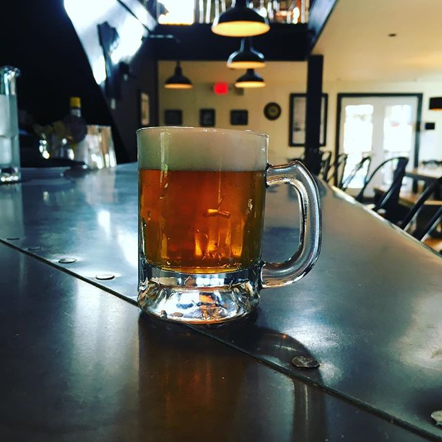 Now on tap: Ayinger Oktober Fest Marzen - one of our fave #oktoberfest beers here for the season and the festival up @huntermountain for the next 3 weekends! #hunterny #catskills #beer #germanbeer #marzen #ayingerbrewery