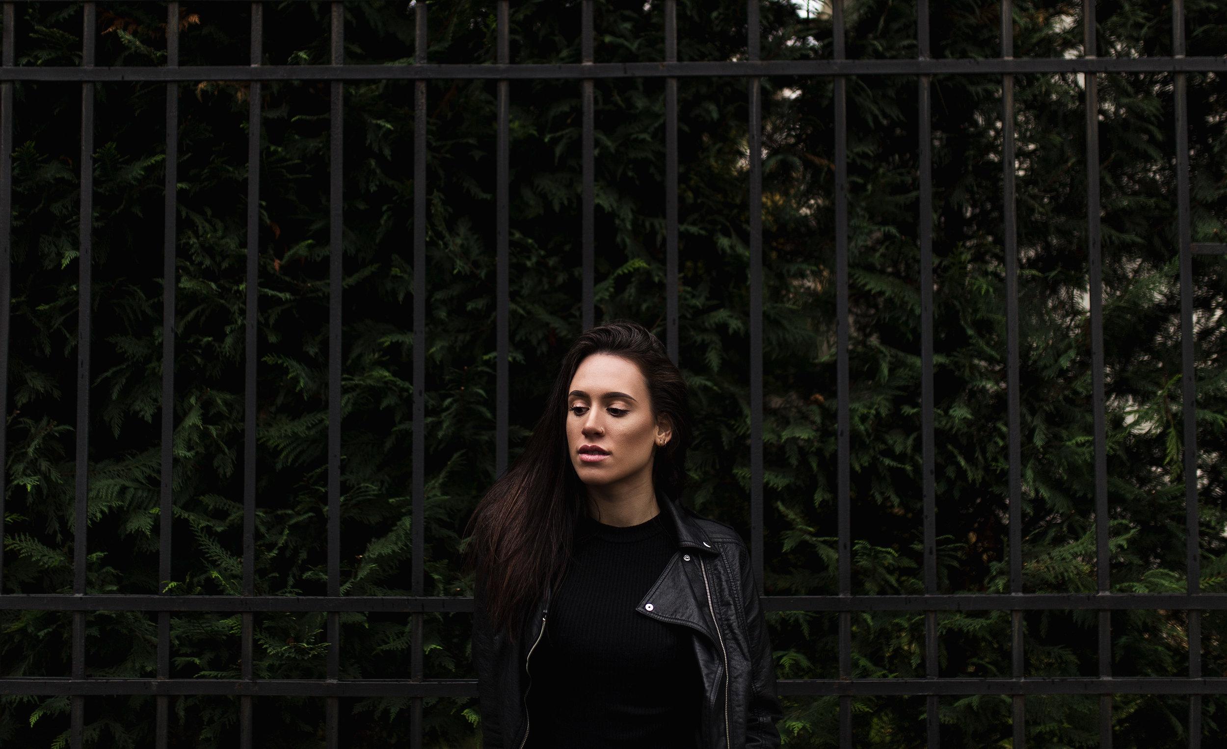 Tamara portré fotó Budapest. 5