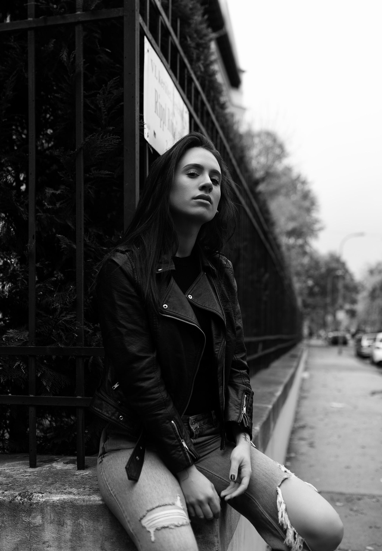Tamara portré fotó Budapest. 8