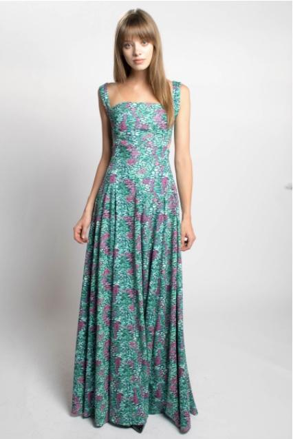 Arabella dress by La Fille Colette