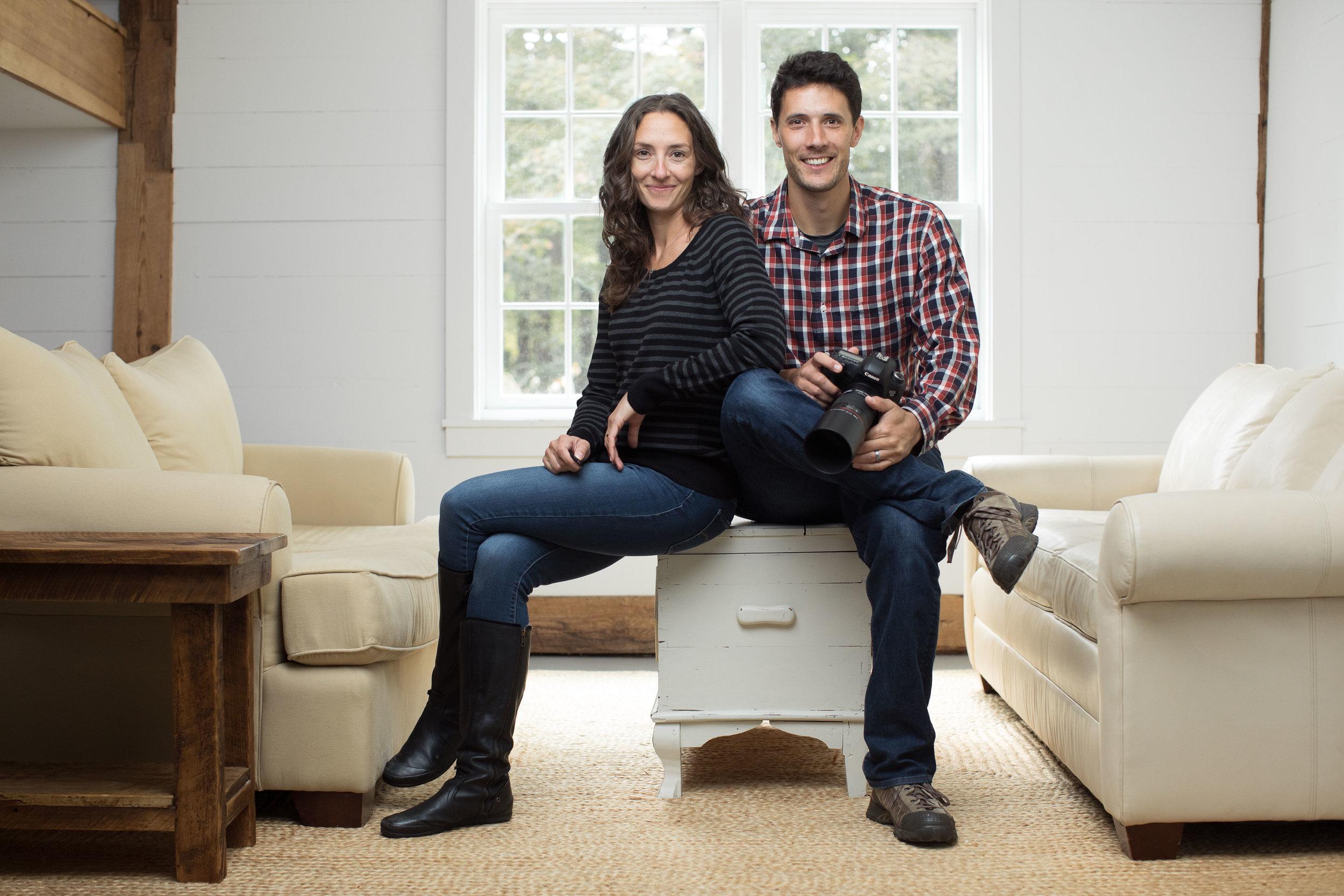 Christy & Adam Coppola