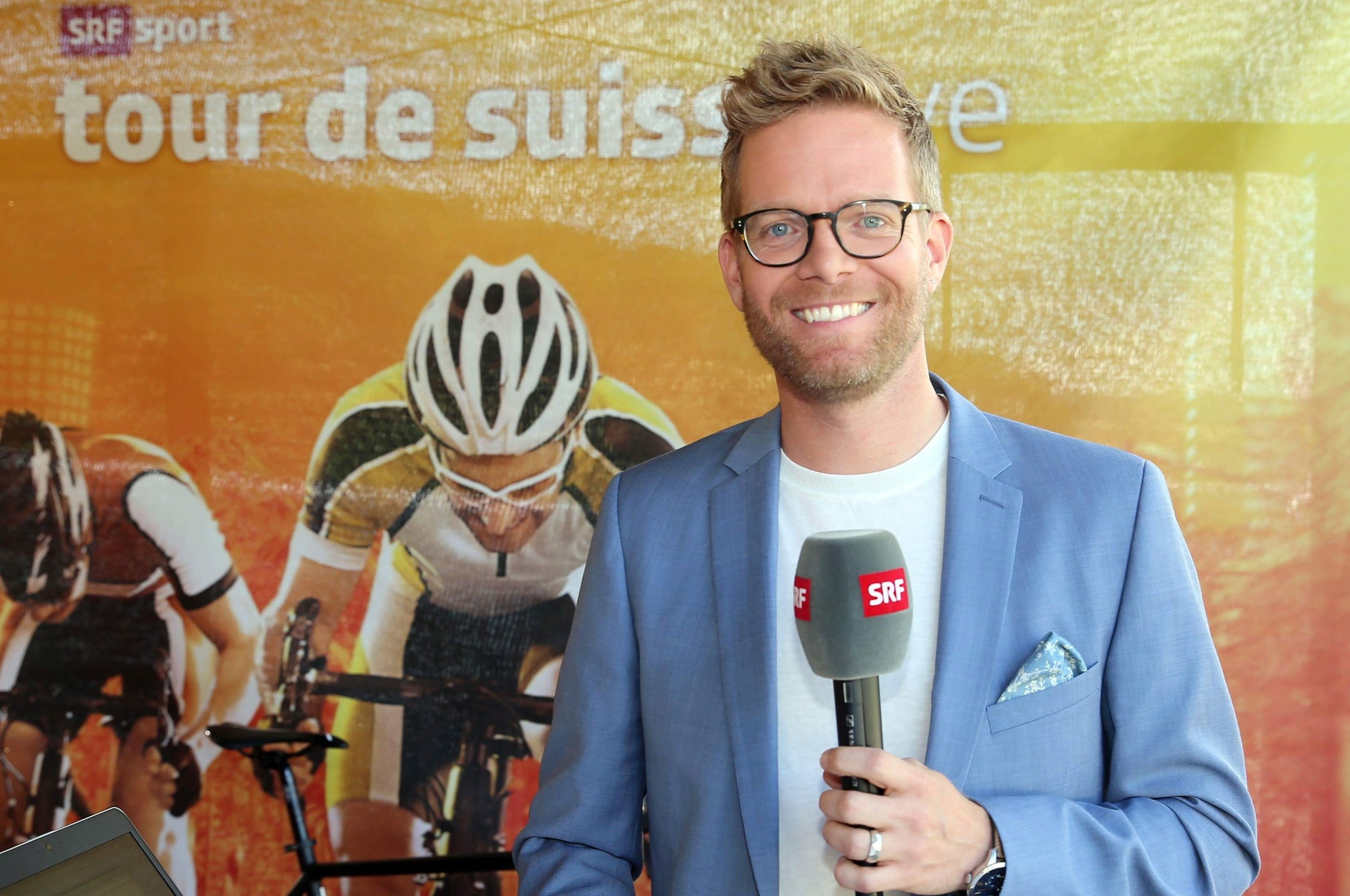Als Anchor an der Tour de Suisse 2018