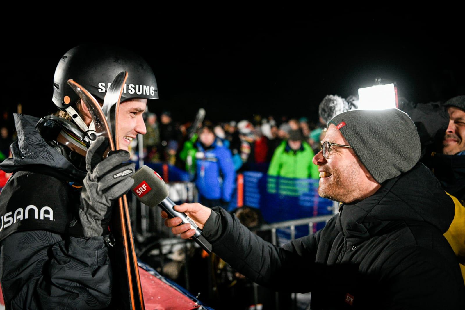 Weltmeister Fabian Bösch (©Elmar Bossard)