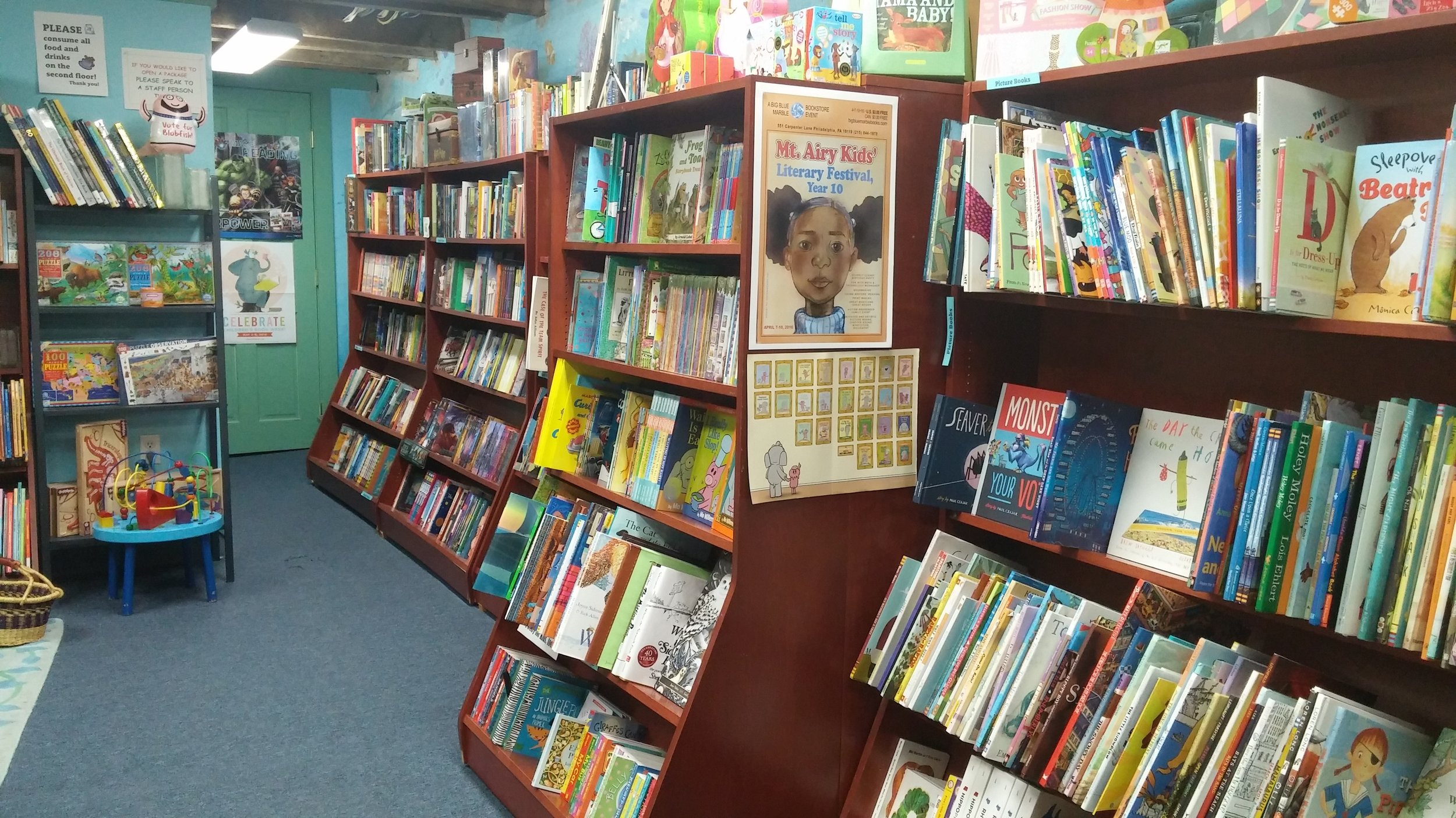 kids area chapter books and picture books.jpg