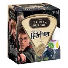 Harry Potter Trivial Pursuit, $21