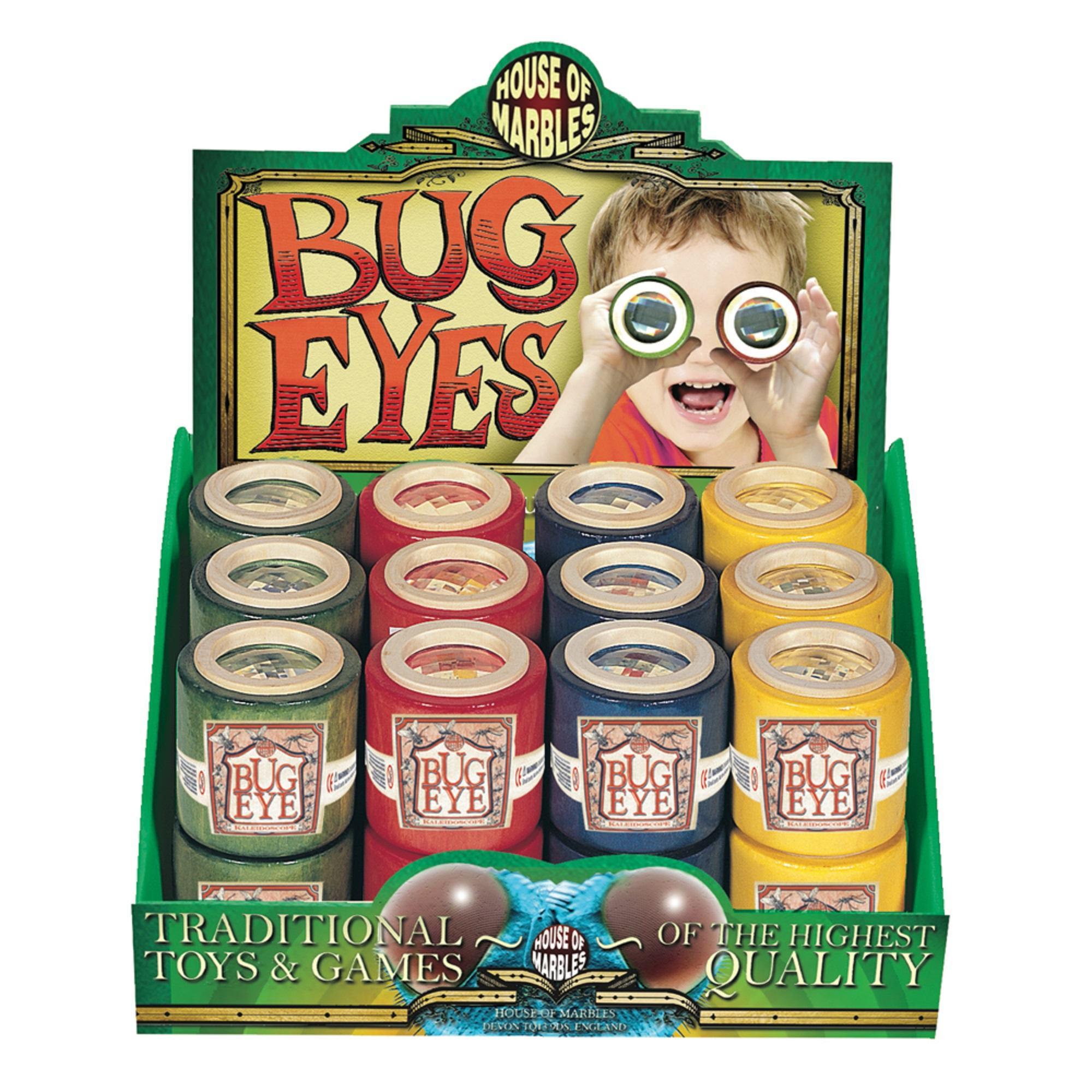 Bug Eyes Kalediscope, $4.99