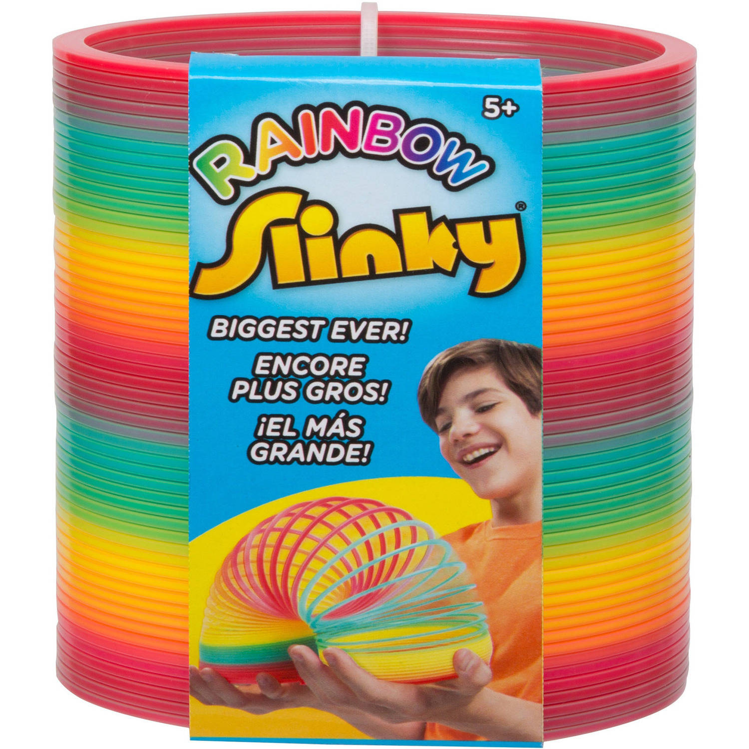 A REALLY TRULY GREAT BIG SLINKY, $12.99