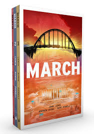 John Lewis's award-winning graphic memoirs tracing the history of the Civil Rights movement, in a stunning boxed set, $49.99