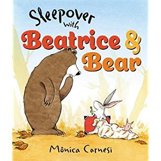 A staff favorite, this sweet book chronicles how Bunny shares winter with her hibernating friend  Bear. $15.99