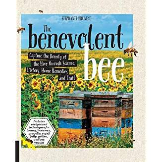 From Weavers Way Staffer Stephanie Bruneau, a beautifully illustrated book on bees, bee culture, honey and more. $24.99