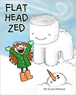 This is an unconventional winter story about a little girl with a big imagination. She and her mischievous friend have an adventure and make new friends along the way! ***Caution: this story may contain violence against snowmen and may not be suitable for snowmen and advocates for snowmen.*** $10