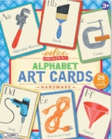 Check our Games shelf for sets of alphabet cards and so much more.