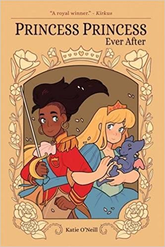When the heroic princess Amira rescues the kind-hearted princess Sadie from her tower prison, neither expects to find a true friend in the bargain. Yet as they adventure across the kingdom, they discover that they bring out the very best in the other person. $12.99