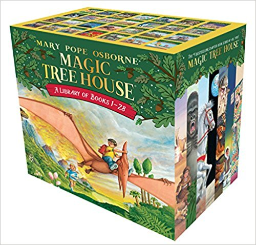 Magic Tree House Books 1-28 Boxed Set. The ultimate adventures of Jack and Annie! $167.72
