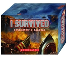 Have a young reader who loves adventure? This boxed set has 10 I Survived books and a survival tool. $49.90