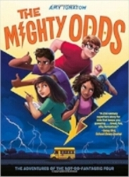 The first book in Amy Ignatow's Mighty Odds series is out in paperback! 4 Kids with extremely odd superpowers band together to find out what happened to them. $8.99