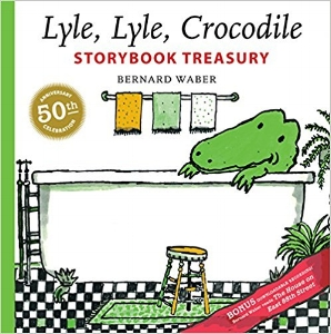 Everyone's favorite crocodille, even when he is green with envy. $11.99