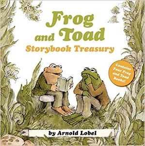 All of the sweet, gentle Frog and Toad stories in one hardcover collection. $11.99