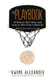he Playbook   provides inspiration on the court of life, with wisdom from inspiring athletes and role models such as Nelson Mandela, Serena Williams, LeBron James, Carli Lloyd, Steph Curry and Michelle Obama.  $14.99