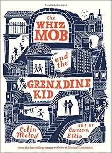 From the creators of the  New York Times  bestselling Wildwood Chronicles comes an original, humorous, and fast-paced middle grade novel about a band of child pickpockets—imagine  The Invention of Hugo Cabret  meets  Oliver Twist . A great book for readers ready for a longer work and don't like fantasy. $17.99