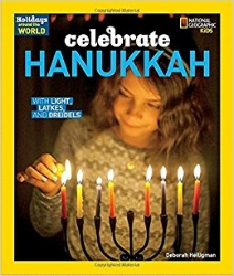 With dazzling images and engaging text, readers learn about the historical and cultural significance of Hanukkah and why it is celebrated around the world. $7.99