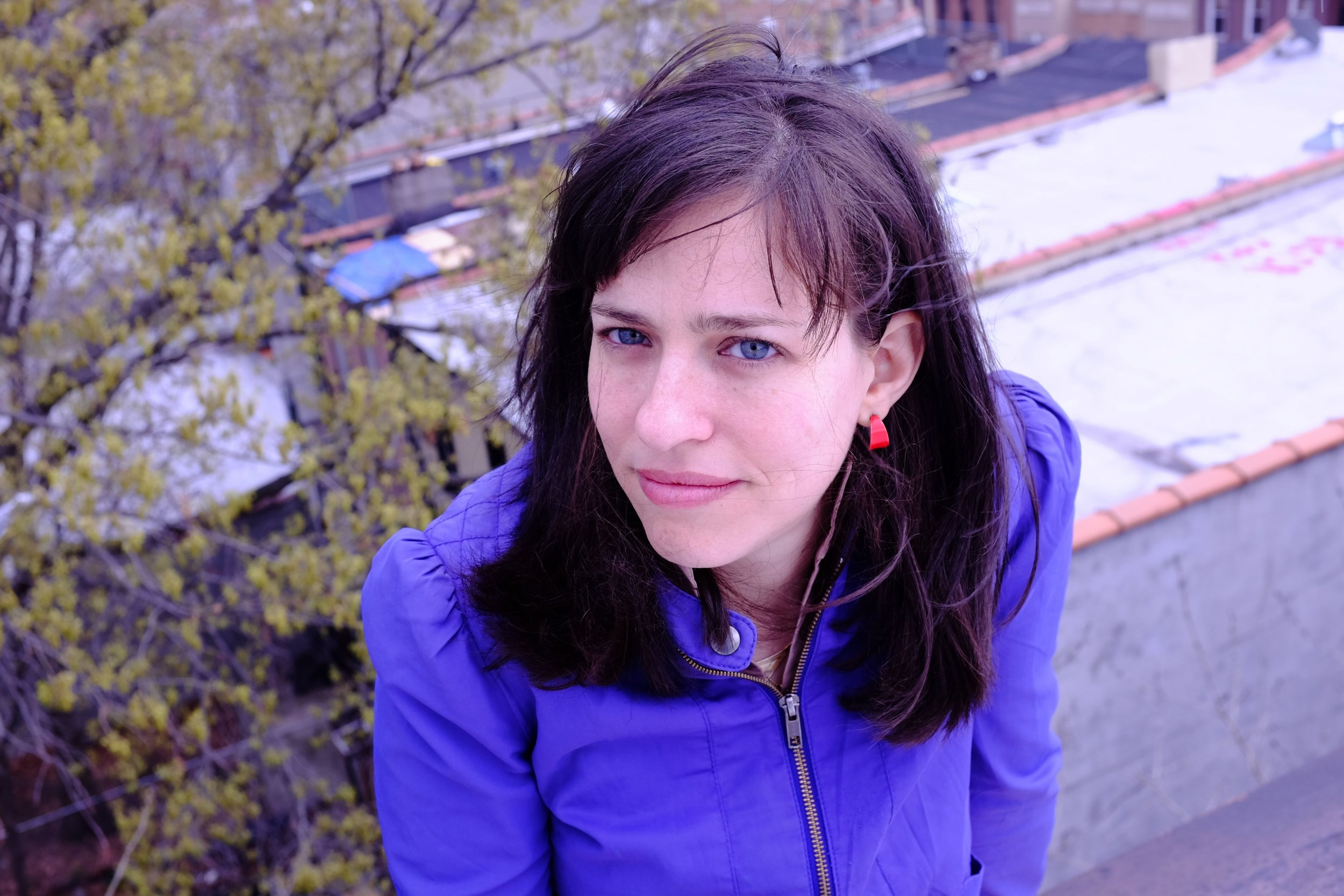 SHELLY ORIA   is the author of New York 1, Tel Aviv 0 (2014) and coauthor of the digital novella CLEAN which received two Lovie Awards from the International Academy of Digital Arts and Sciences. Her fiction has appeared in The Paris Review. She lives in Brooklyn where she teaches at the Pratt Institute.