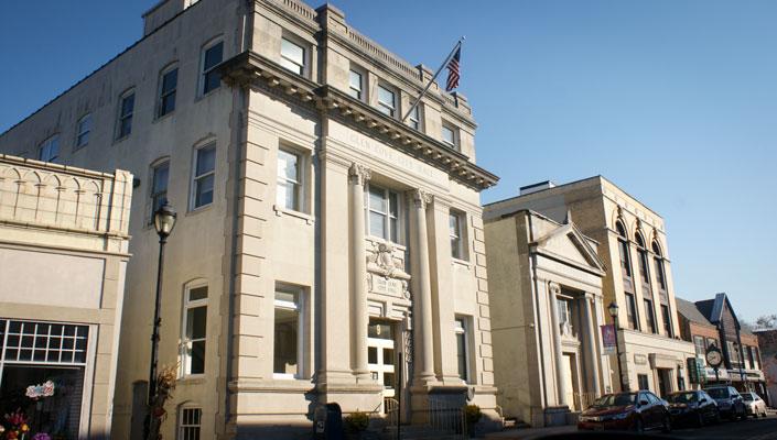 Glen Cove City Hall & Court, Glen Cove, NY