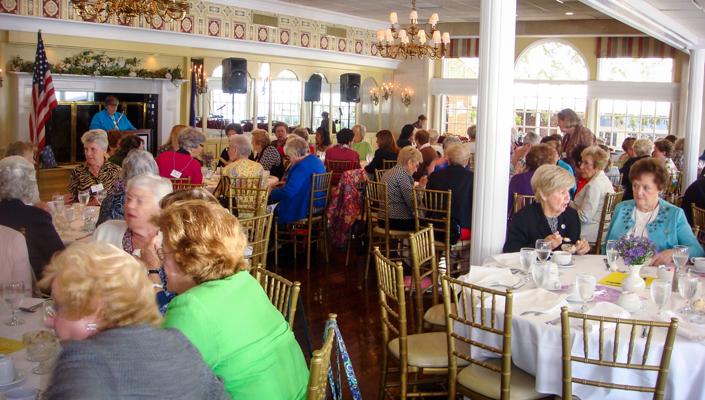 General Meeting at Swan Club